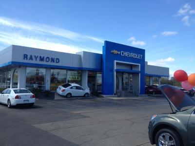 Raymond Chevrolet-Kia Image 1