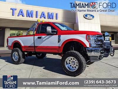 Ford F-350 2021 for Sale in Naples, FL