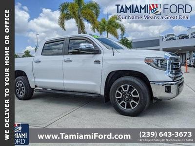 Toyota Tundra 2018 for Sale in Naples, FL
