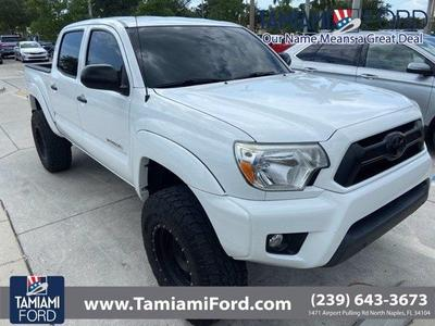 Toyota Tacoma 2015 for Sale in Naples, FL