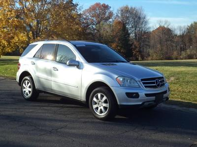 Mercedes-Benz M-Class 2007 for Sale in Berlin, CT