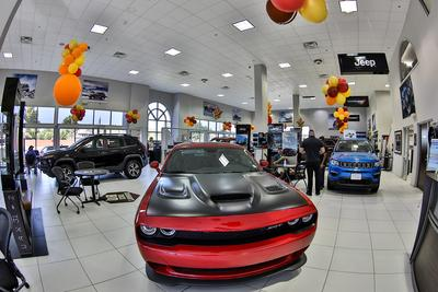 Larry H. Miller Chrysler Dodge Jeep Ram 104th Image 4