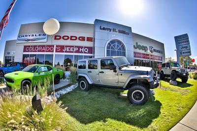 Larry H. Miller Chrysler Dodge Jeep Ram 104th Image 5