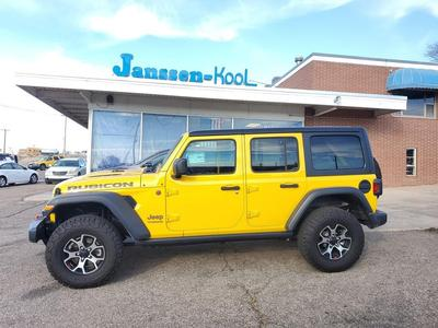 Jeep Wrangler Unlimited 2020 for Sale in Mc Cook, NE