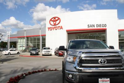 Norm Reeves Toyota San Diego Image 4