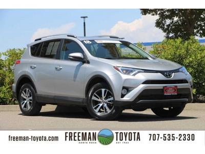 Toyota RAV4 2018 a la venta en Santa Rosa, CA