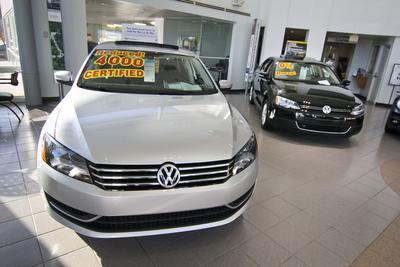 York Volkswagen Image 2