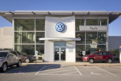 York Volkswagen Image 3