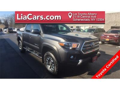 2016 Toyota Tacoma  for sale VIN: 3TMCZ5AN8GM027593