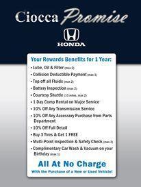 Ciocca Honda of Harrisburg Image 9