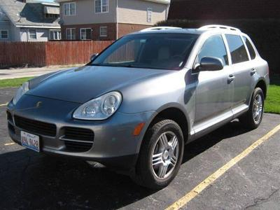 2004 Porsche Cayenne S for sale VIN: WP1AB29P14LA68501