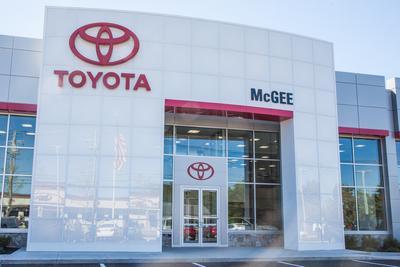 McGee Toyota Image 2