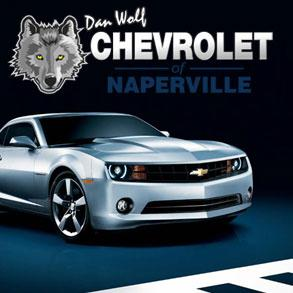 Chevrolet of Naperville Image 1
