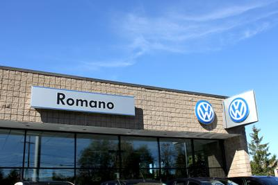 Romano Ford Volkswagen Image 1