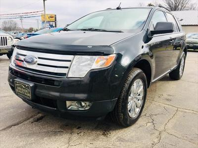 2010 Ford Edge SEL for sale VIN: 2FMDK4JC9ABB27109