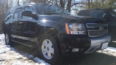 2008 Chevrolet Suburban 1500 LT for sale VIN: 3GNFK163X8G175866