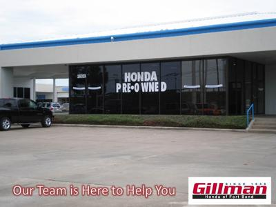 Gillman Honda of Fort Bend Image 1