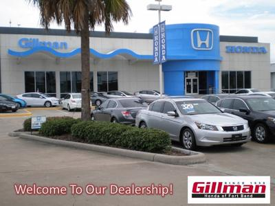 Gillman Honda of Fort Bend Image 5