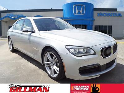 2015 BMW 750 Li for sale VIN: WBAYE8C56FD781437