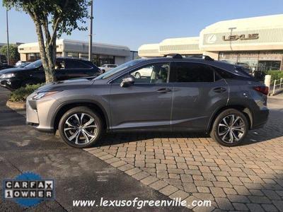 2016 Lexus RX 350 Base for sale VIN: 2T2BZMCA5GC030603