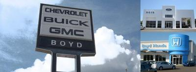 Boyd Chevrolet Buick GMC Image 4