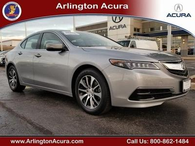 2017 Acura TLX FWD for sale VIN: 19UUB1F37HA009997