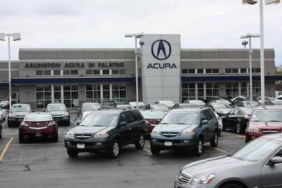 Arlington Acura in Palatine Image 1