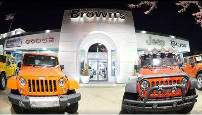 Brown's Automotive Image 1