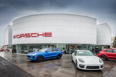 Porsche of South Shore Image 1