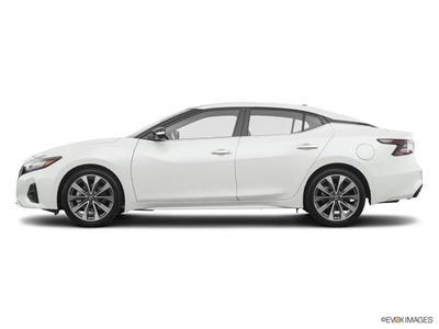 2019 Nissan Maxima 3.5 Platinum for sale VIN: 1N4AA6AV9KC369557