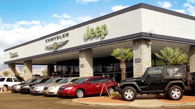 Larry H. Miller Chrysler Jeep Tucson Image 2