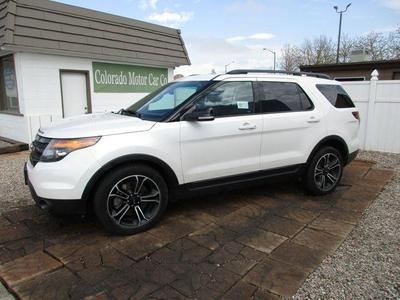 Ford Explorer 2015 for Sale in Fort Collins, CO