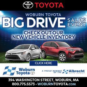 Woburn Toyota Image 3