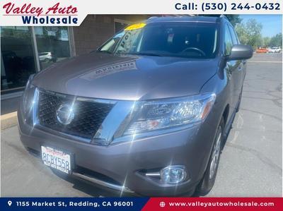 Nissan Pathfinder 2016 a la venta en Redding, CA