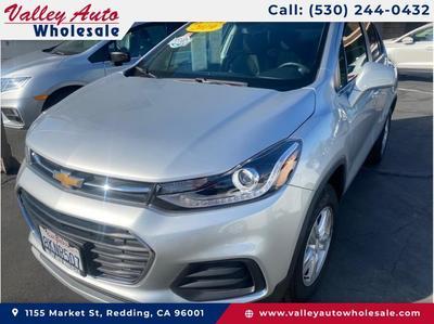 Chevrolet Trax 2019 for Sale in Redding, CA