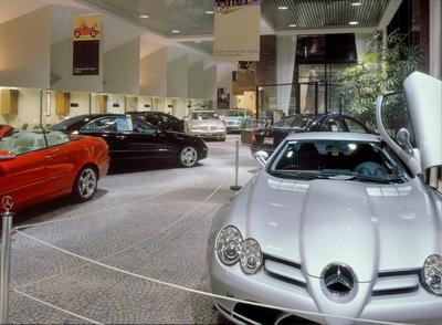 Mercedes-Benz of Beverly Hills Image 6
