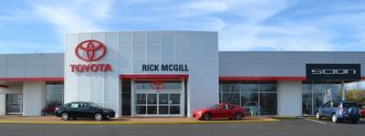 Rick McGills Airport Toyota Image 1