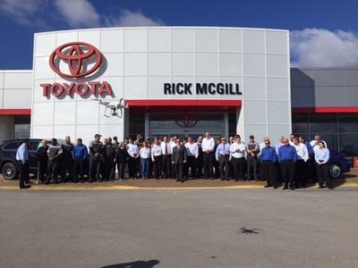 Rick McGills Airport Toyota Image 2