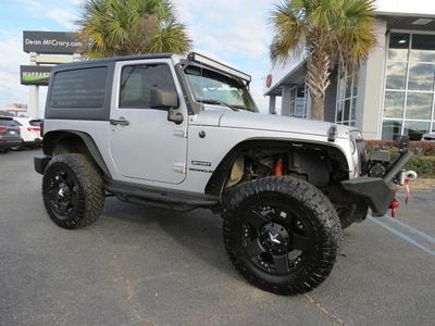 2011 Jeep Wrangler Sport for sale VIN: 1J4AA2D16BL508677