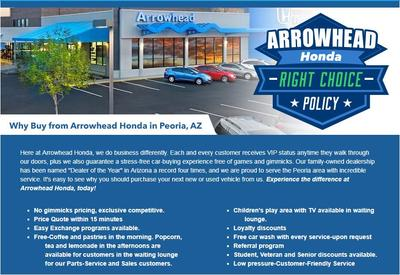 Arrowhead Honda Image 3