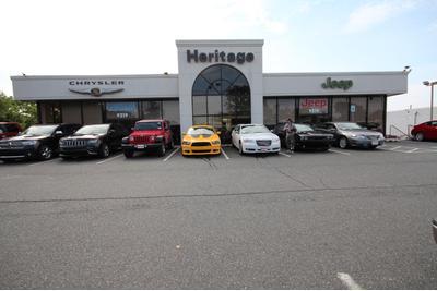 Heritage Chrysler Jeep Dodge RAM Parkville Image 2