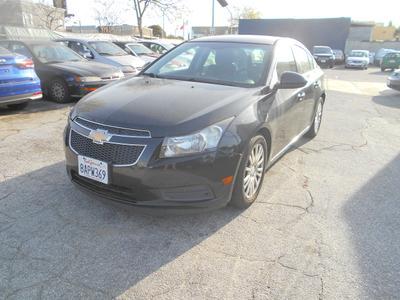 2011 Chevrolet Cruze ECO for sale VIN: 1G1PK5S90B7289773