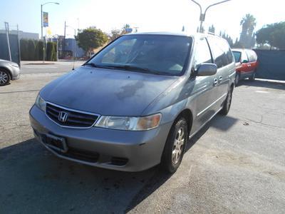 Honda Odyssey 2002 for Sale in Santa Monica, CA
