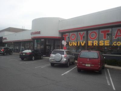Toyota Universe Image 2