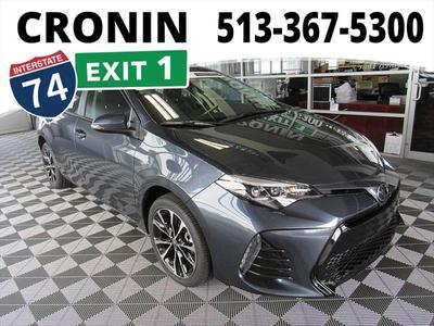 2019 Toyota Corolla L for sale VIN: 2T1BURHE4KC183705