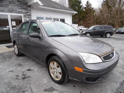 2006 Ford Focus SES for sale VIN: 1FAHP34N16W225691