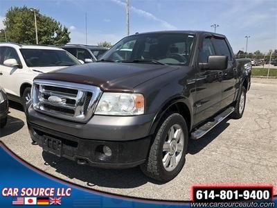 2008 Ford F-150  for sale VIN: 1FTPW14V88KC52748