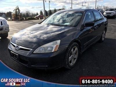 2006 Honda Accord  for sale VIN: 1HGCM65536A016450