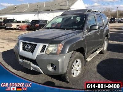 2010 Nissan Xterra S for sale VIN: 5N1AN0NW7AC517522