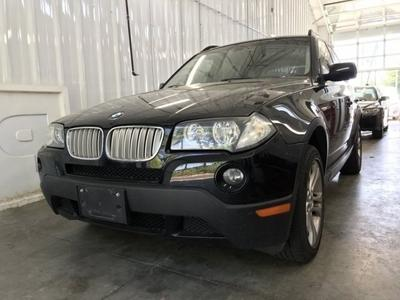 2008 BMW X3 3.0si for sale VIN: WBXPC93458WJ12569
